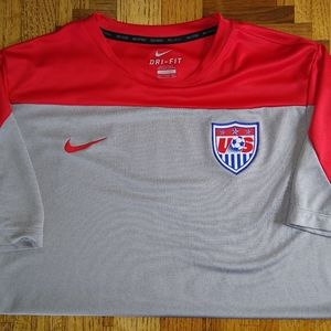 Nike USA Soccer Jersey